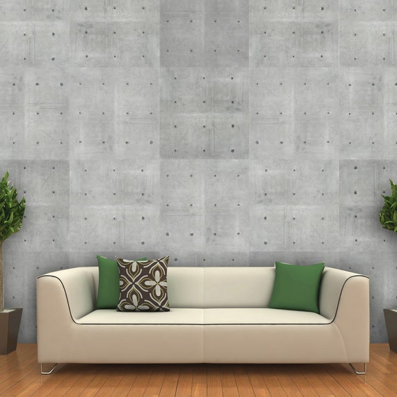 Concrete Look Easy Peel And Stick Wallpaper 8 39 Panel 96