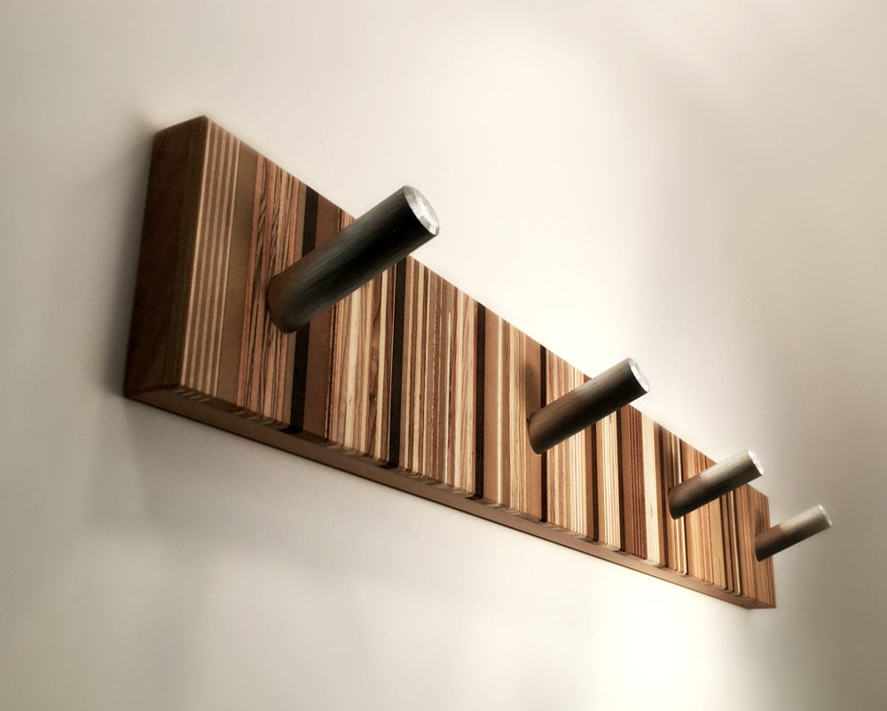 Coat Rack Modern Coat Rack Wooden Coat Rack By