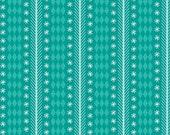 20% OFF Riley Blake Nutcracker Christmas Stripe Aqua