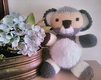 Koala Bear-Misfit Collection-Knitted Plush Toy