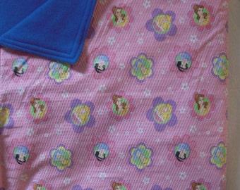 Disney Princess Sewn Blanket