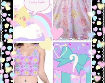Valentine's Lucky Pack, Happy Pack, Fairy-Kei Lucky Pack