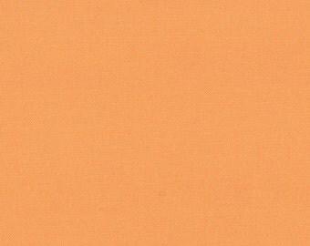 Amelia Apricot (9900 162) - Bella Solids fabric Moda Basics