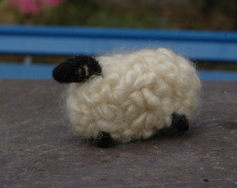 Needle Felted Lamb Felt Sheep