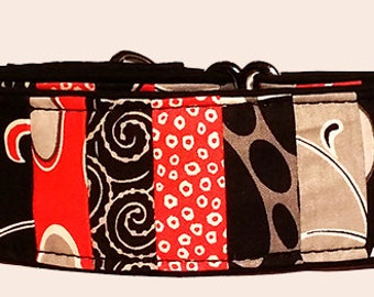 Too Much Quilting Going On - Martingale Collar-