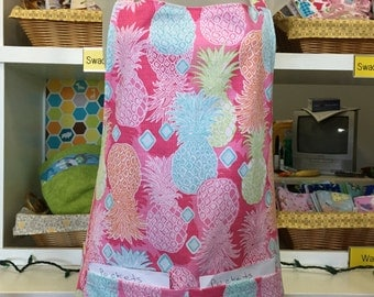 Aprons for Women - Womens Apron - Full aprons - Pineapple Express