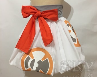 BB8 Bubble Skirt