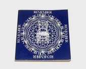 1970s spirituality book / 70s yoga book / Be Here Now Meditation Yoga Book