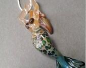Mini Mermaid pendant