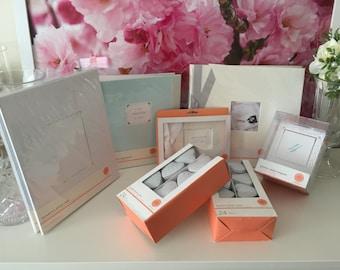 8 piece Martha Stewart Wedding Collection free shipping