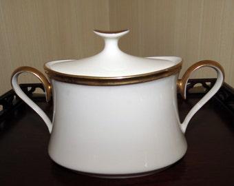 Vintage Lenox Sugar Bowl Eternal Design