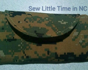 Sale:. Use 15Off coupon to get 15% off.  USMC MARPAT Woodland Camouflage Wallet