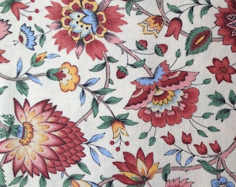 1 Yard Floral Fabric - Nostalgia - Madeline by April Cornell