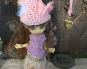 For Fidelia Fuuga Isilmë Firefly Faerie enchanting Butterflies and Hearts Cap