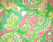 Lilly Pulitzer Chin Chin Sparkle by Garnet Hill