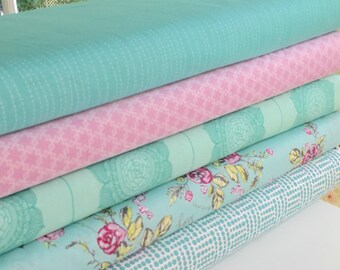 Quilt Bundle Main Fabric Cheri for Art Gallery Cottons, 5 1/2 Yard pieces - 2 1/2 Yards Total