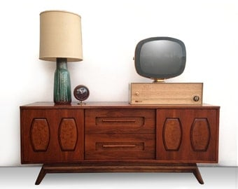 Mid Century Credenza Free Shipping