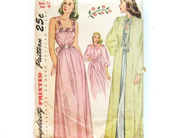 1940s vintage wedding dress pattern sweetheart by selvedgeshop for 1940s wedding dress patterns