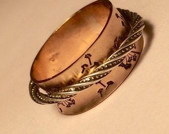 Fidget Ring/Meditation Ring/Worry Ring/Spinner Ring/Anxiety Ring/Wedding Band/Dandelion Spinner/Spinning Ring/Fidget Jewelry/Spinning Rings/