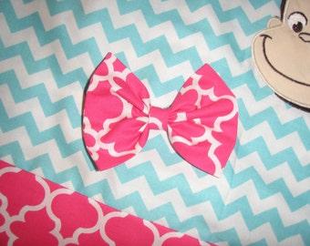 add a matching Hair bow