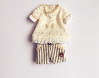 T shirt and shorts set for Blythe