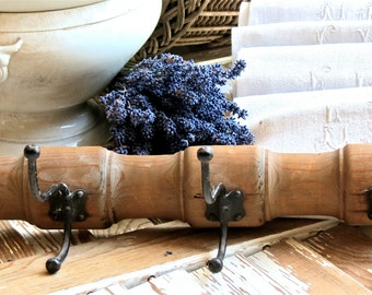 Lovely Vintage French Coat Rack