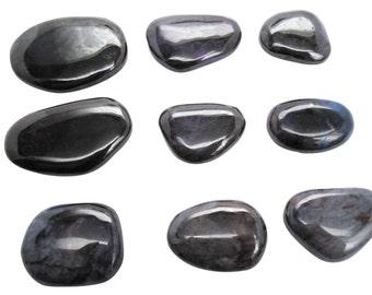 AAA Sugilite Cabochon, Sugilite Flat Back, Sugilite Beads, Natural African Sugilite, Wholesale Price Per Gram, Loveofjewelry, SKU 3576
