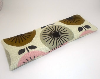 Organic Cotton Eye Pillow - Yoga pillow - Yoga eye pillow - unscented or with lavender