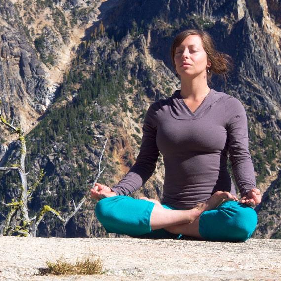 Hemp Inspire Capris Organic Yoga Clothing By