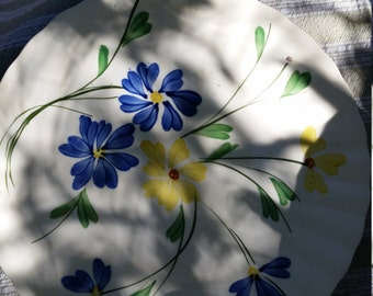 blue ridge southern pottery dinner plate
