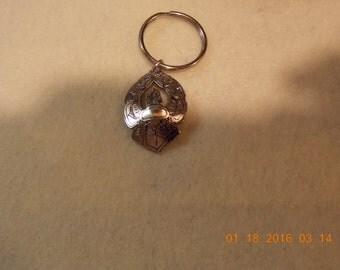 Silverone Key fob with key ring
