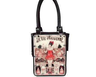 La Vie Parisienne featured Handbag