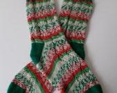 Custom Order for The Colonial Gal - Christmas Socks