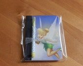 Up cycled MINI Composition Book Disney Tinker Bell
