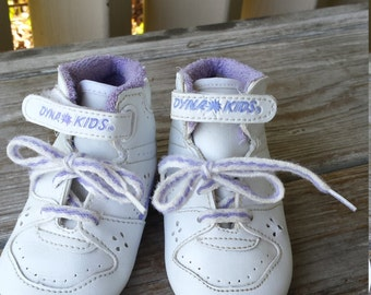 Dyna Kids Baby High Top Sneaker Tennis Shoes size 3