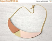 Sale 20% OFF Formica African Night  Necklace, fall autumn jewelry