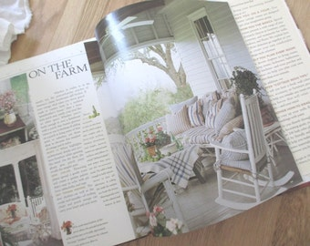 Cottage Style * Hardcover Home Decor Book