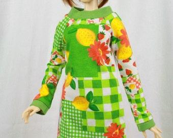 BJD SD13 Girl Longshirt Shirt Top Jersey Dress - 21033