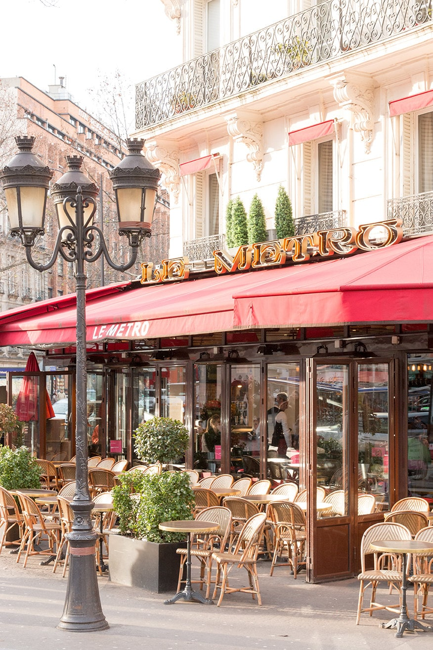 paris cafe on the left bank winter in paris cafe photo art. Black Bedroom Furniture Sets. Home Design Ideas