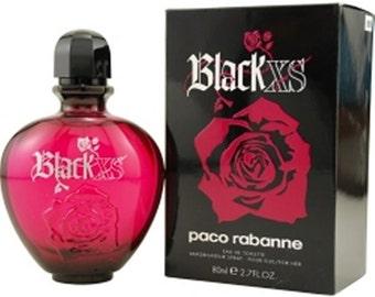 Black XS Perfume by Paco Rabanne, 2.7 oz Eau De Toilette Spray for Women, Parfums, Perfume, Fragrance