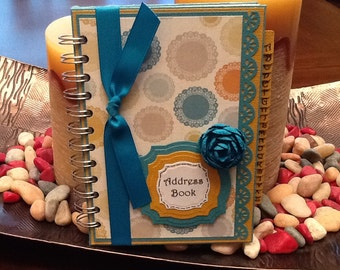 Telephone / Address Book -- in stock ready to ship