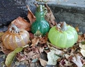 Autumn Squash, Set of 3 B...