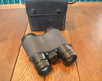 Vintage Airguide 4 x 35 Opera Glasses/Binoculars No. 49A