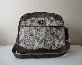 Vintage Avon Travel Duffle Bag Set 74