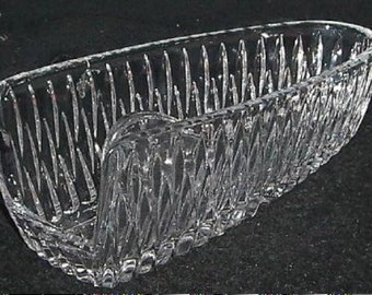 Princess House HIGHLIGHTS Buffet KNIFE Holder~Excellent Discontinued