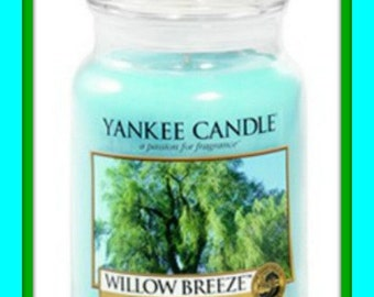 WiLLOW BREEZE Scented Soy Wax Melts - YC Type* Fragrance - Soy Candle Tarts - Highly Scented - Hand Made And Poured In USA