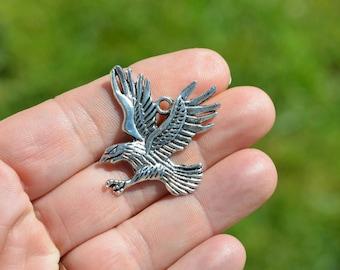 1 Silver Eagle Charms SC3571