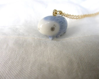 Petit Waterbear Pendant-blue