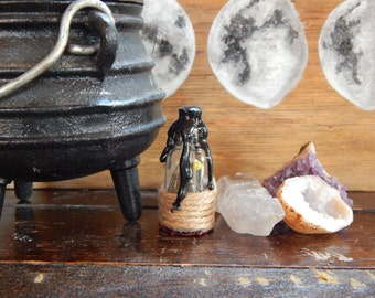 Witch Bottle for Protection