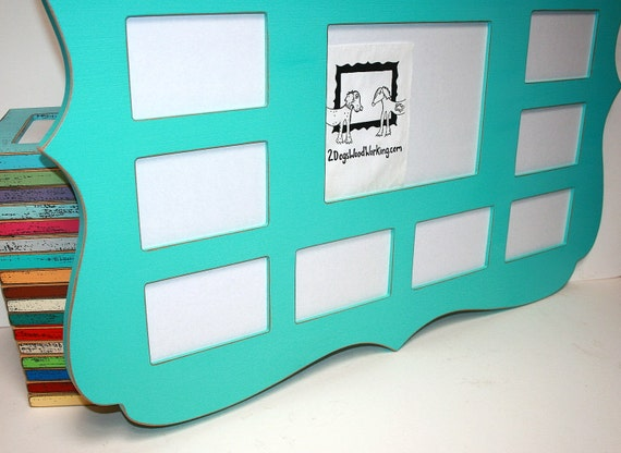 School Frame Collage Picture Frame 8x10 Amp 12 4x6 First